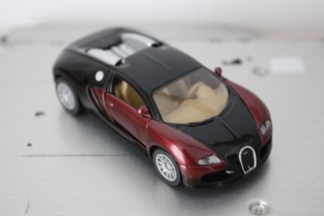 [Siku] Bugatti Veyron 16.4