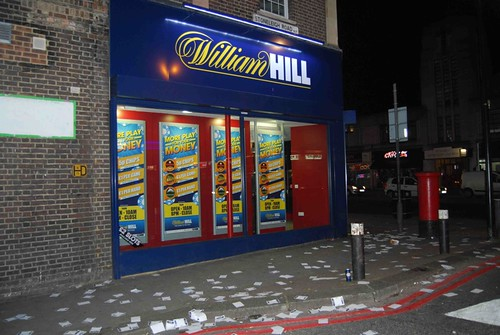 William Hill Gambling Premises - High Road Tottenham | by Alan Stanton