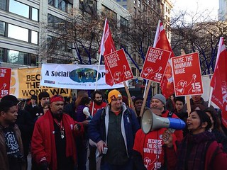 Martin Luther King Jr. Day March for a Living Wage | by Seattle City Council