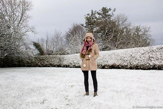 me in the snow 1 | by Stephanie Walsh Photography