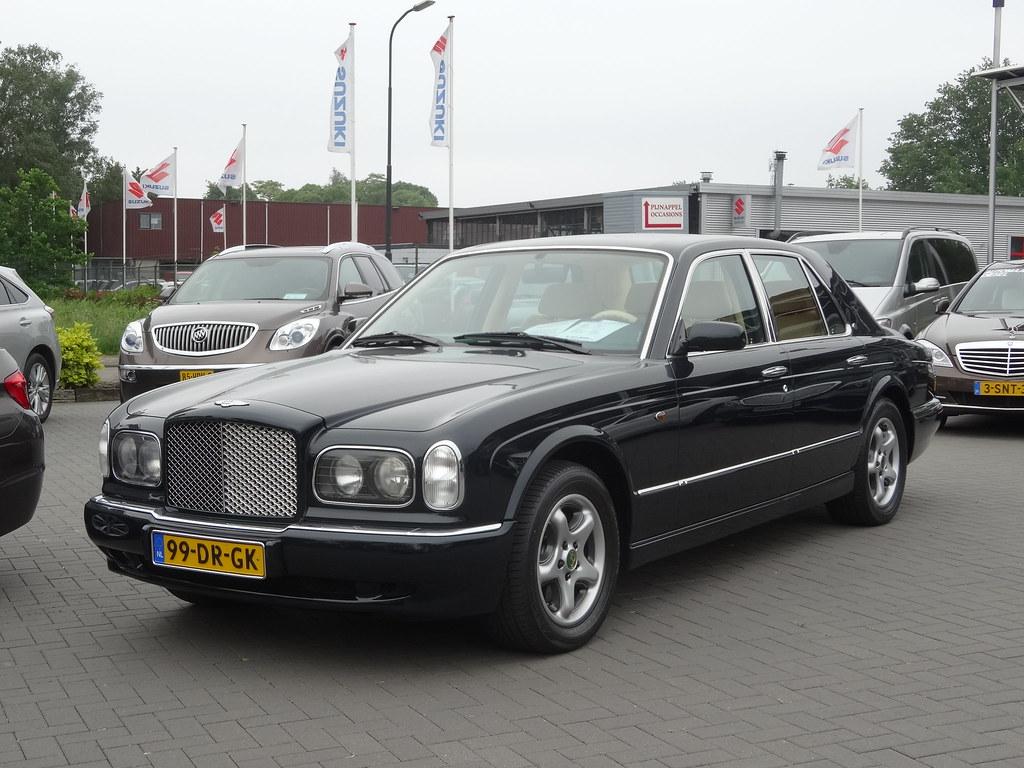 Bentley Arnage 45l V8 1998 1999 Apeldoorn