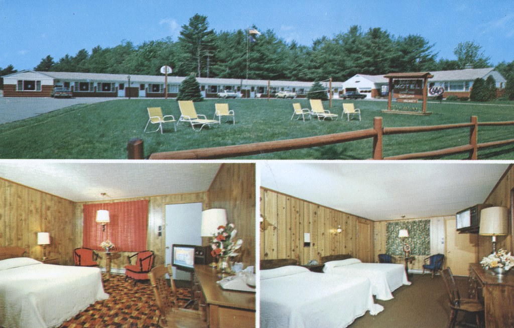 Bar H Motel - Sanford, Maine