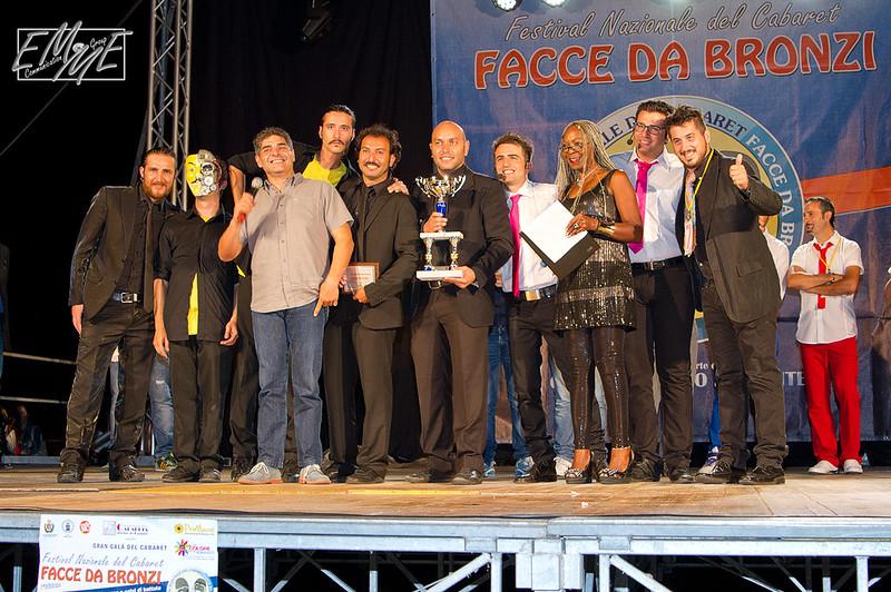 FESTIVAL NAZIONALE DEL CABARET FACCE DA BRONZI - FINALE REGGIO CALABRIA