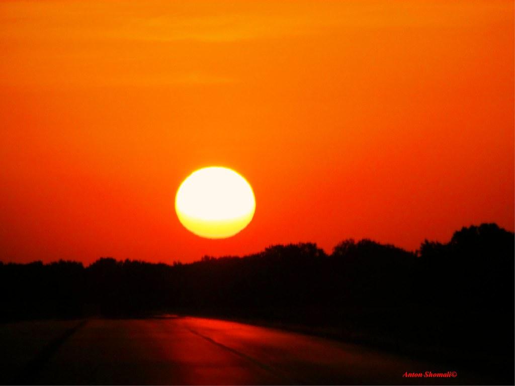 An early morning sunrise. | An...