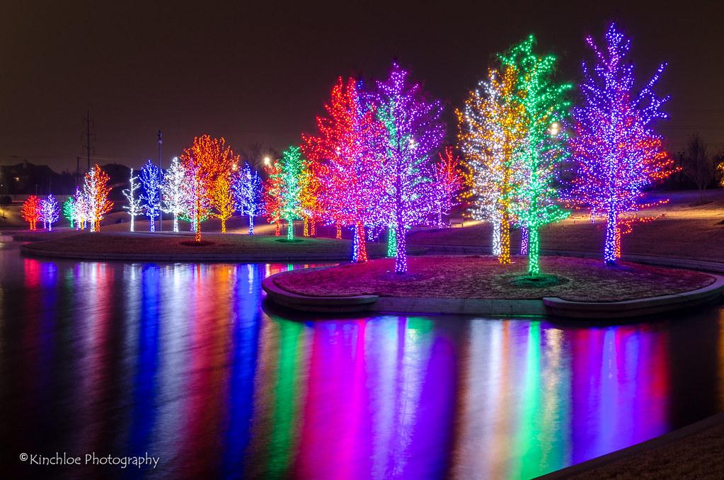 2013 Vitruvian Park Christmas Lights Addison Tx Flickr Kinchloe