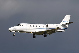 G-VECT Citation 560XL Fly Vectra | by eigjb