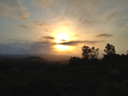 May 8 Sunrise Morning Walk In Thousand Oaks Night Owl