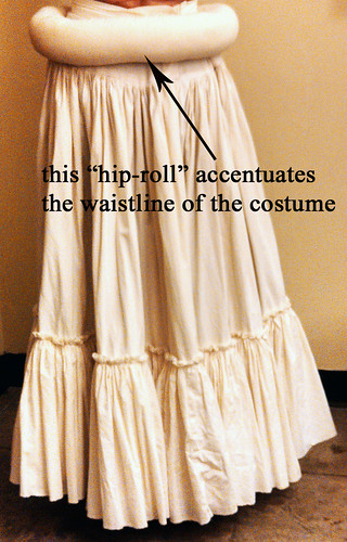 petticoat and hip roll | by portlandopera