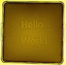 Merhaba Dünya