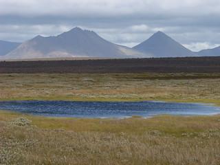 022 Stop vlak voor Möðrudalur