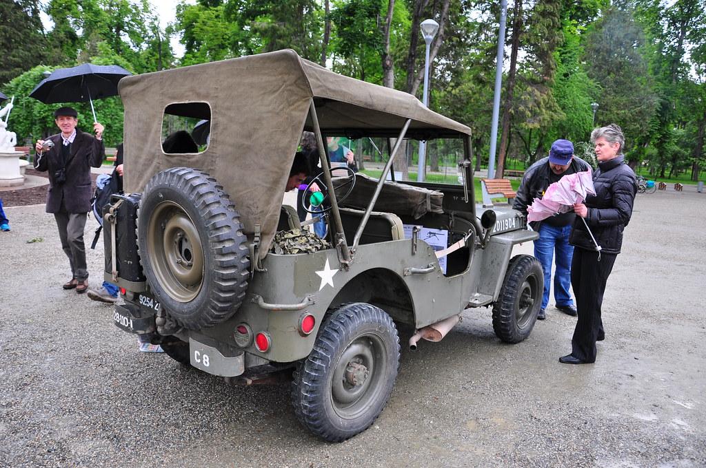1943 Jeep Willys Mb Sergiu Sabo Flickr