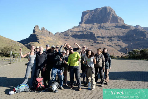 Hiking in the Drakensberg | The Travel Manuel