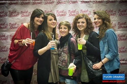 25/01/2014 Twist and Shout al Fuori Orario