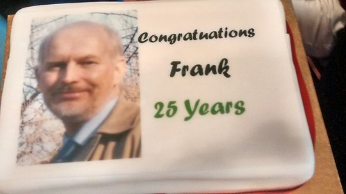Frank Hindle retirement party May 16 2