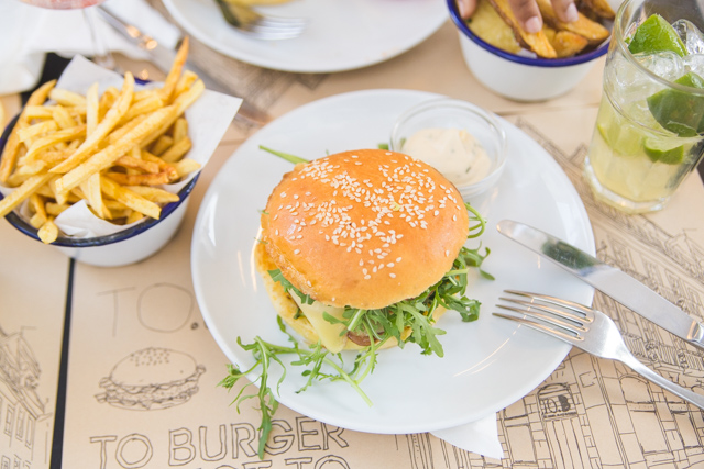 To Burger Or Not To Burger, Lisbon
