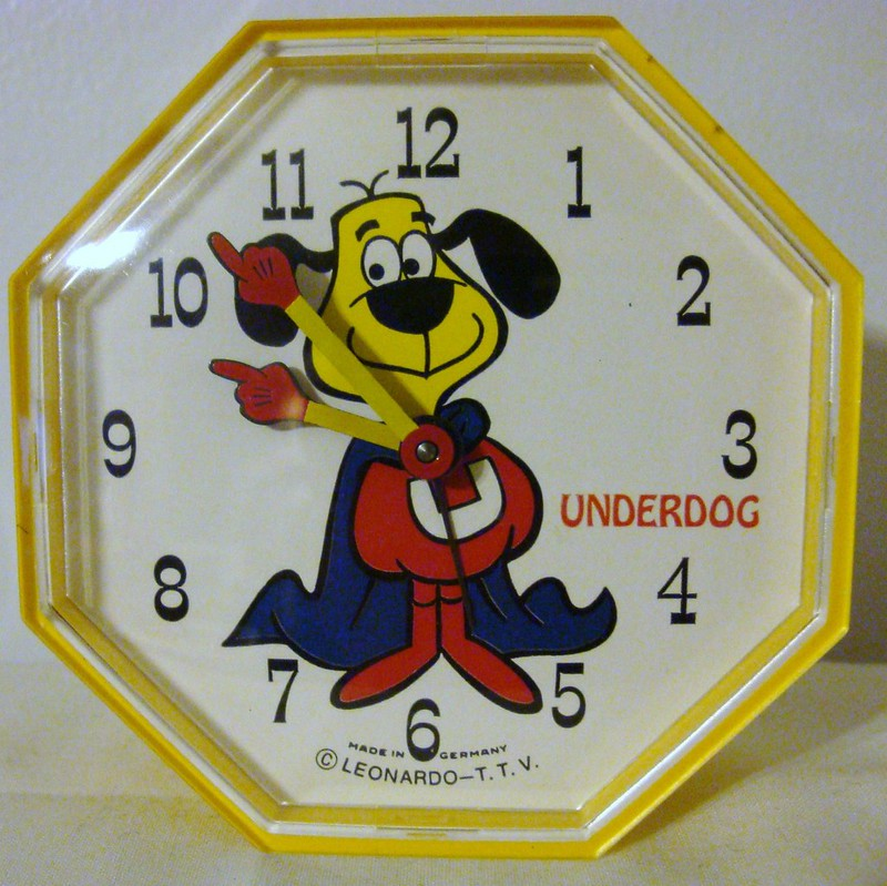 underdog_clock
