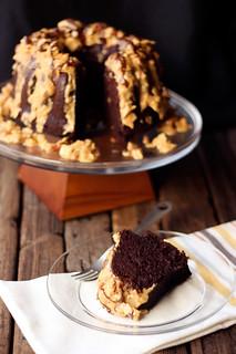 Grain Free German Chocolate Cake