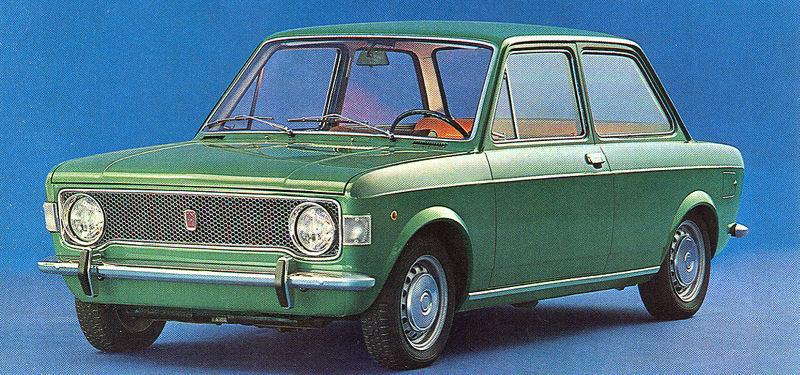 Fiat 128 1969 Fiat 128 1969 Oscar Montabone Flickr