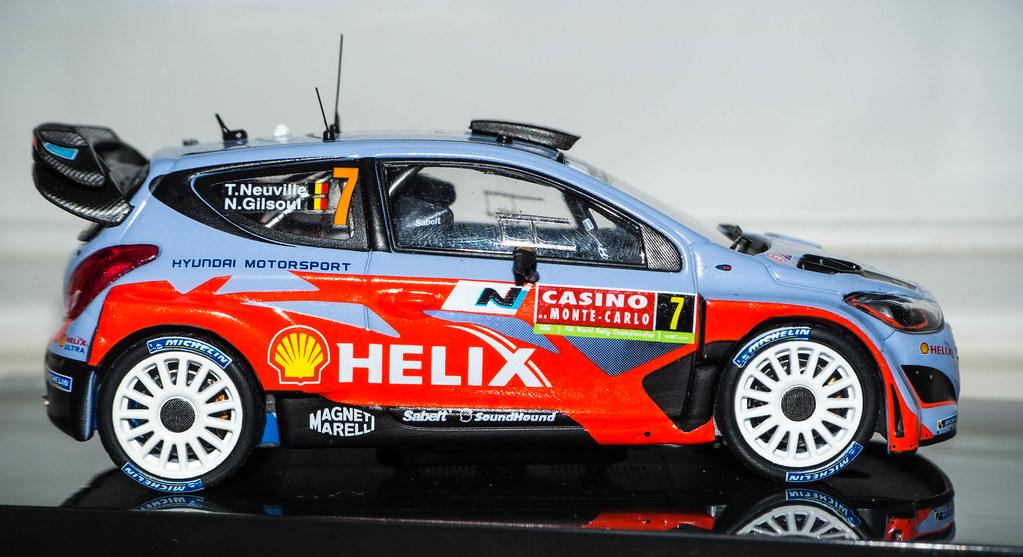 Hyundai I20 Wrc Rally Car Model Test Shots Using New Olymp Flickr