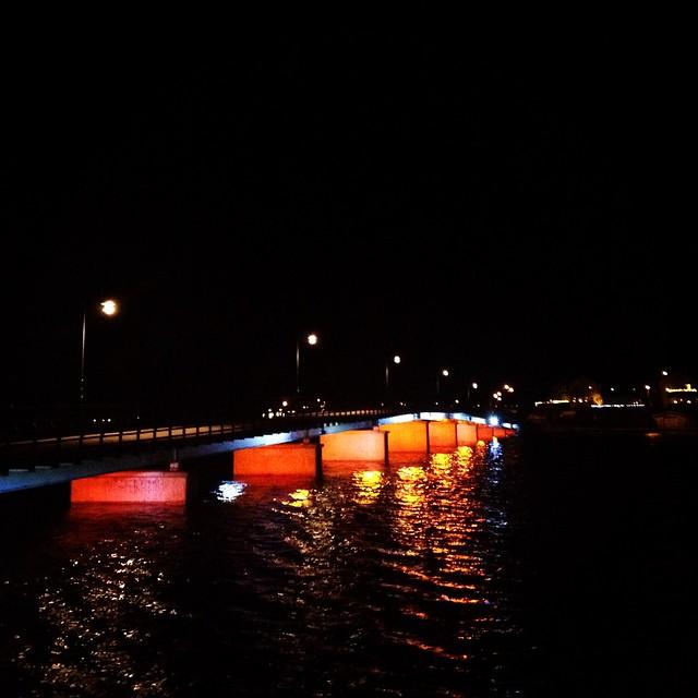 karlskrona by night