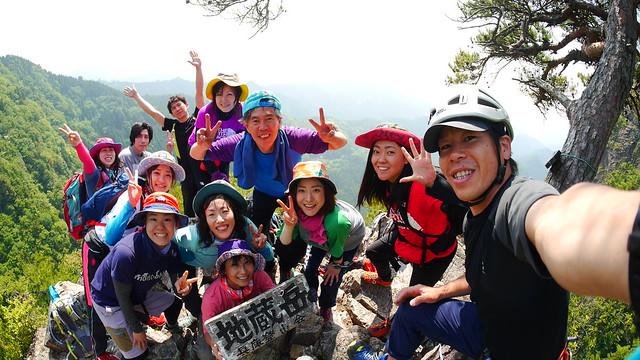 雪彦山地蔵岳 (95)