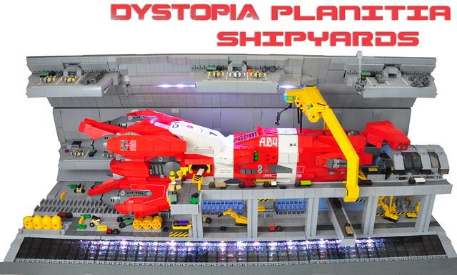 Dystopia Planitia Shipyards