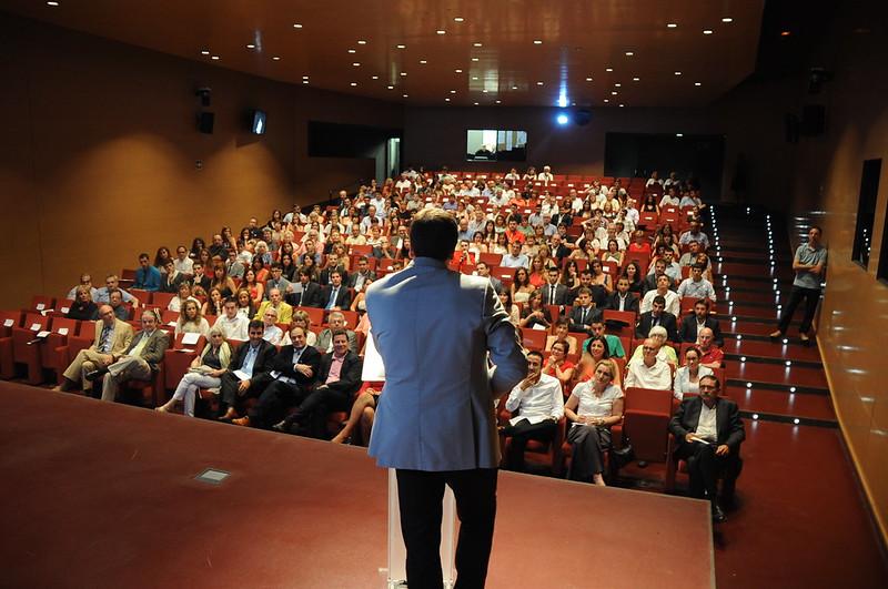 Acte de graduació EUM 2013
