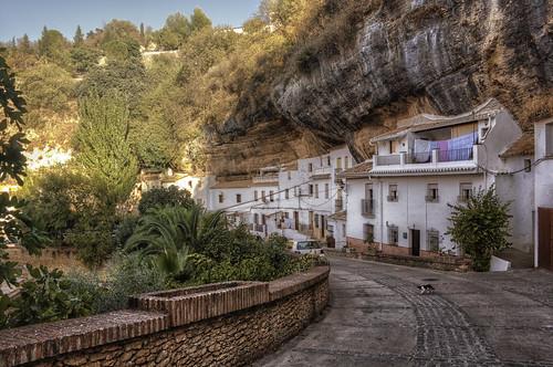 Setenil de las Bodegas. Cádiz. Andalucia. Spain