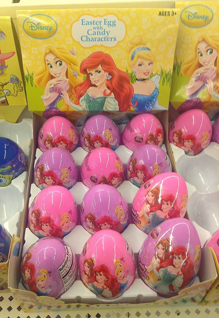 Disney Princess Filled Easter Eggs Just A Buck At Dollar Tree