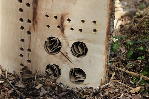 a pollinator house for mother's day..... | by Gypsy Forest