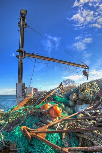 Commercial fishing gear newburyport ma robert young for Commercial fishing gear