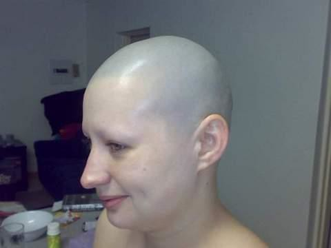 how to get a smooth bald head