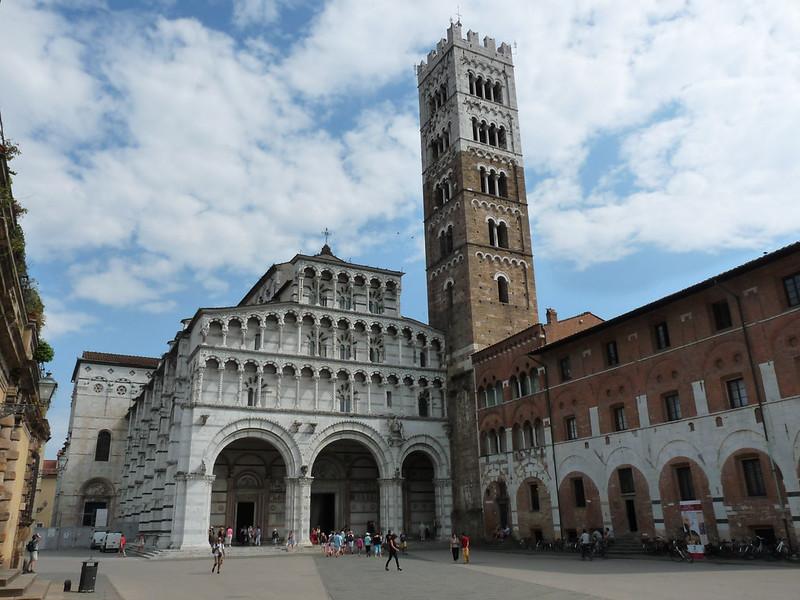 Cattedrale di San Martino 3, Lucca