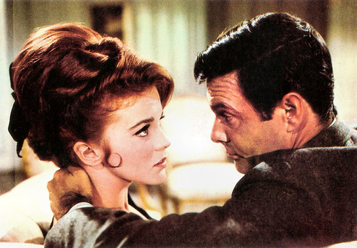 Louis Jourdan and Ann Margret in Made in Paris (1966)