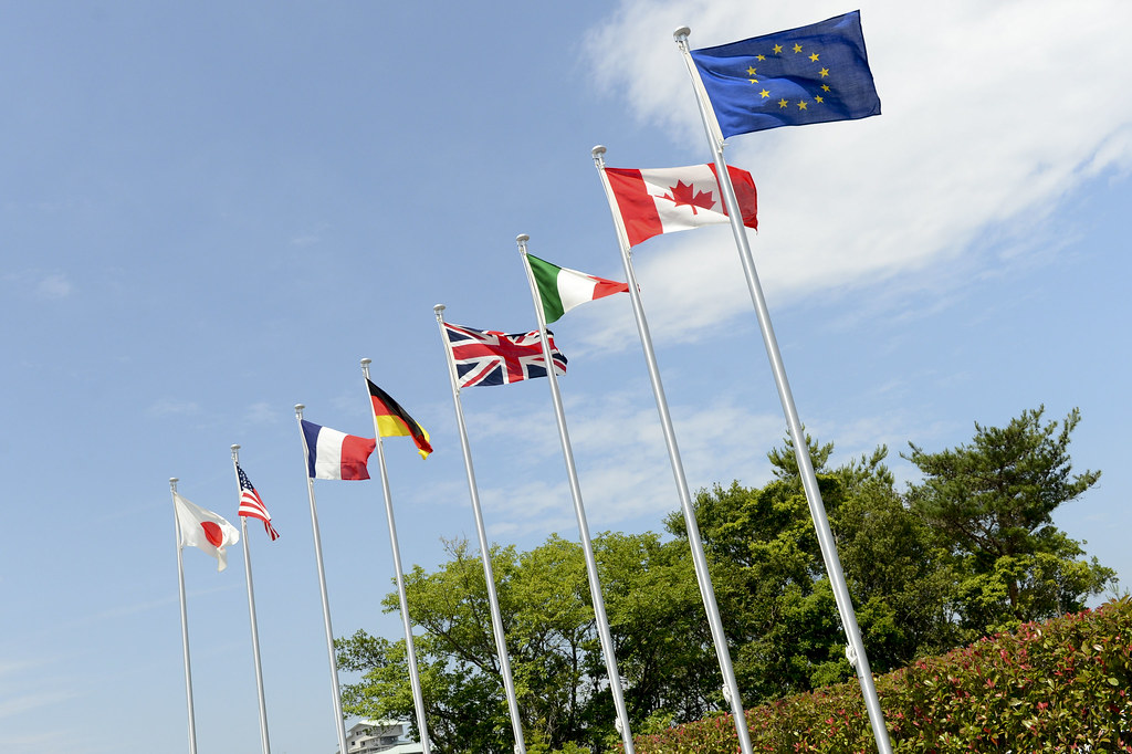 Image result for g7 flags