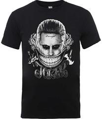 9cba74890bc Tričko - Suicide Squad - Suicide Squad Joker Smile čierne