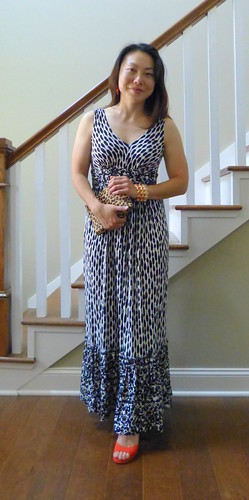 seacoast maxi dress