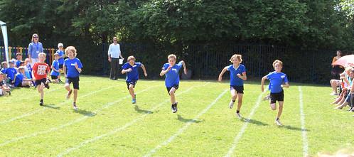 School Sports Day! 2013
