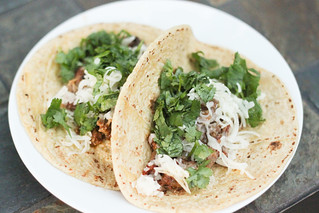 Pulled Pork Tacos | by niftyfoodie
