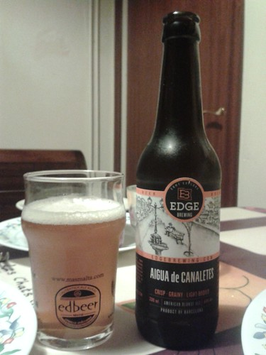 Edge Brewing Aigua de Canaletes | by pep_tf
