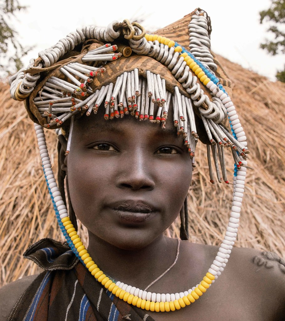Woman From Ethiopia
