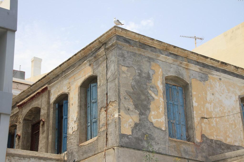 Agios Nikolaos Building