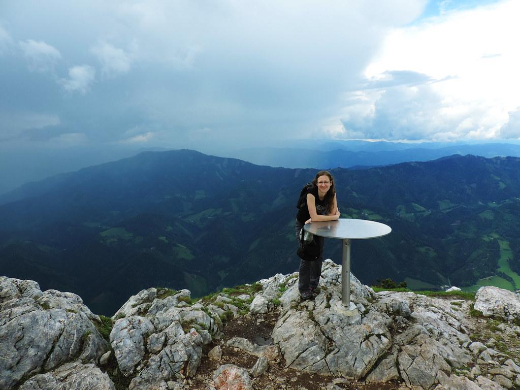 Hochlantsch, Styria, Austria
