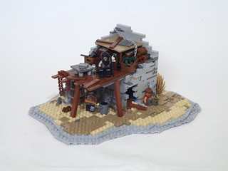 Raider Outpost | by TheCrΘw