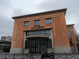 Piscine Pailleron Rue Pailleron Paris 19e Jeanne Menjoulet Flickr