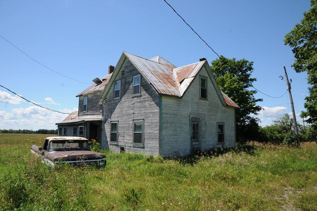 maison hantee outaouais
