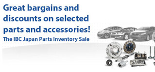 Used Car Parts - IBC Japan Inventory Sale | by ibcjapancsc