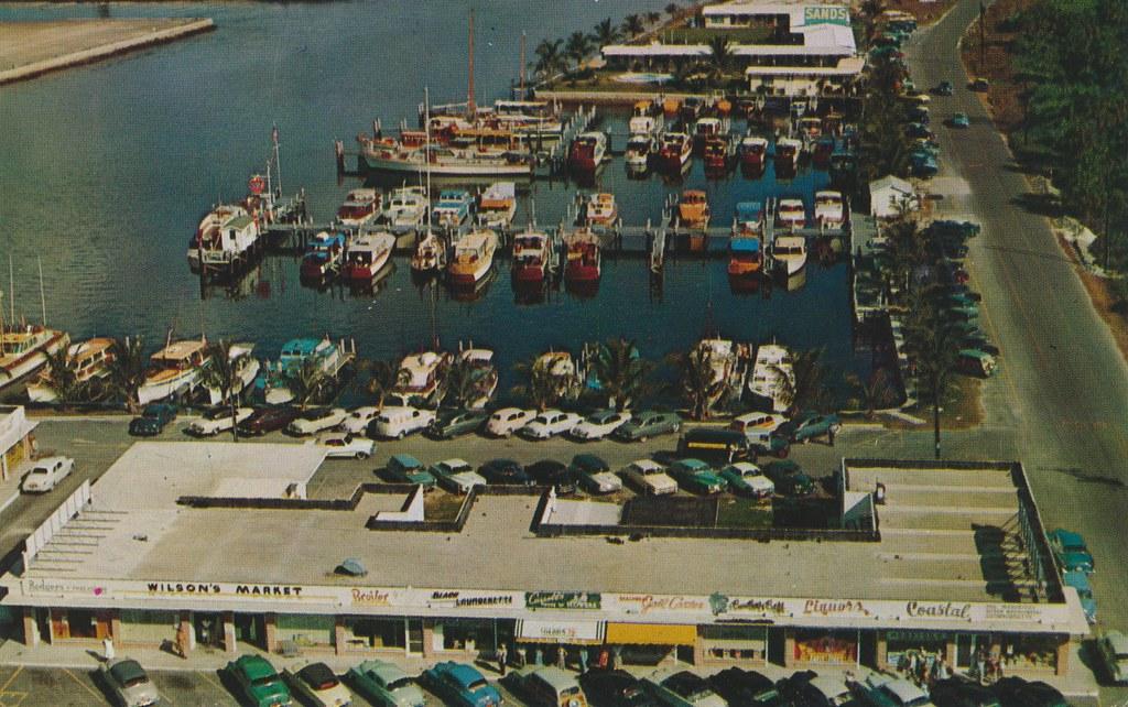 Sands Yachtel-Motel - Pompano Beach, Florida