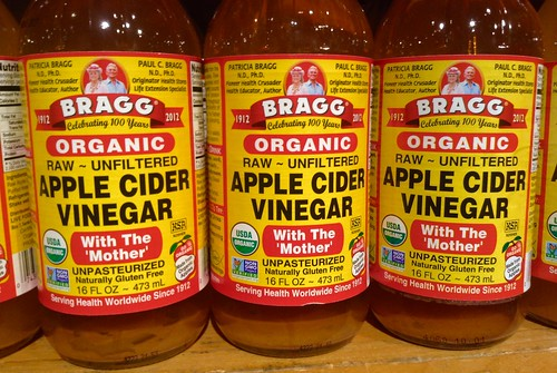 Bragg Apple Cider Vinegar Unpasteurized And Unfiltered Glass Ml