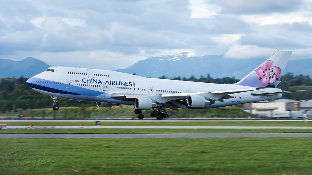 ... B-18208 - China Airlines - Boeing 747-409 | by bcavpics